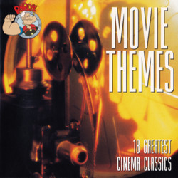 Movie Themes : 18 Greatest Cinema Classics Colonna sonora (Various ) - Copertina del CD