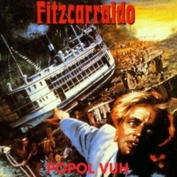 Fitzcarraldo Soundtrack ( Popol Vuh) - CD cover