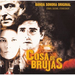 Cosa de brujas Soundtrack (Mario de Benito) - CD cover