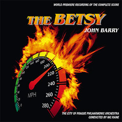 The Betsy Bande Originale (John Barry) - Pochettes de CD