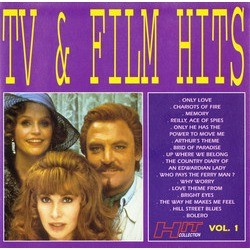 TV & Film Hits Vol. 1 声带 (Various ) - CD封面