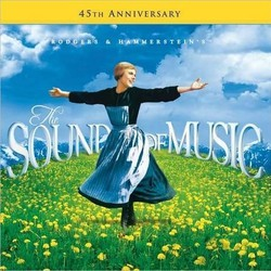 The Sound of Music Soundtrack (Oscar Hammerstein, Richard Rodgers) - Carátula