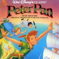 Peter Pan Colonna sonora (Oliver Wallace) - Copertina del CD