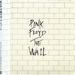 Pink Floyd The Wall Soundtrack (Pink Floyd, Roger Waters) - CD cover