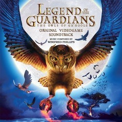 Legend of the Guardians: The Owls of Ga'Hoole Soundtrack (Winifred Phillips) - Carátula