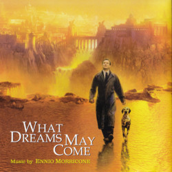Red Sonja / What Dreams May Come Soundtrack (Ennio Morricone) - CD cover