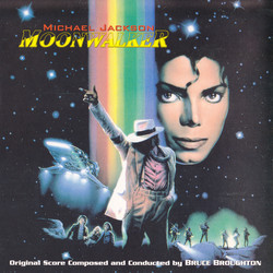 The Presidio / Moonwalker / The Rescue / J.A.G. Soundtrack (Bruce Broughton) - CD cover