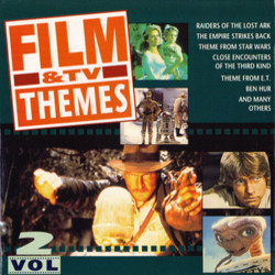 Film & TV Themes Vol. 2 Colonna sonora (Various ) - Copertina del CD