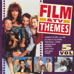 Film & TV Themes Vol. 5 聲帶 (Various ) - CD封面