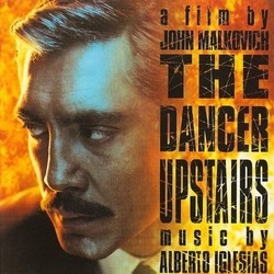 The Dancer Upstairs 声带 (Alberto Iglesias) - CD封面