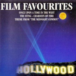 Film Favourites Soundtrack (Various Artists) - CD cover
