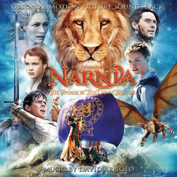 The Chronicles of Narnia: The Voyage of the Dawn Treader Soundtrack (David Arnold) - CD cover
