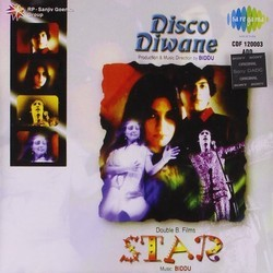 Disco Deewane / Star Soundtrack ( Biddu) - CD cover