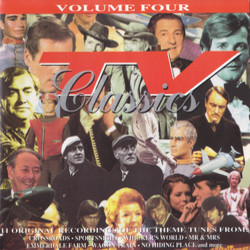 TV Classics Volume Four Soundtrack (Various Artists) - CD cover