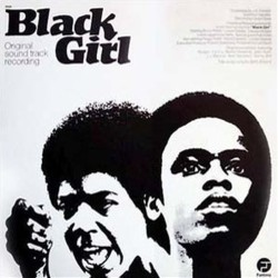 Black Girl Trilha sonora (Various Artists, Ed Bogas, Ray Shanklin) - capa de CD