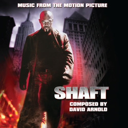 Shaft Soundtrack (David Arnold) - CD cover