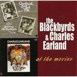 The Blackbyrds & Charles Earland at the Movies Soundtrack (The Blackbyrds, Donald Byrd, Charles Earland) - Carátula