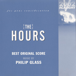 The Hours Soundtrack (Philip Glass) - CD-Cover