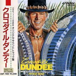 Crocodile Dundee Soundtrack (Peter Best) - CD cover