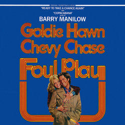 Foul Play Soundtrack (Charles Fox) - CD cover