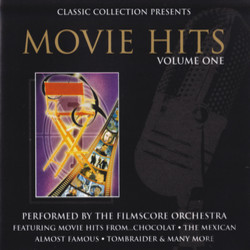 Classic Collection presents Movie Hits Volume One Soundtrack (Various Artists) - CD cover