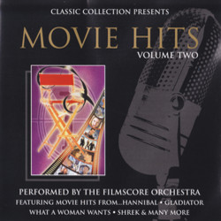 Classic Collection presents Movie Hits Volume Two Bande Originale (Various Artists) - Pochettes de CD