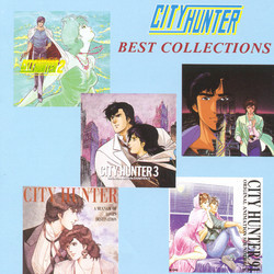 City Hunter: Best Collections Soundtrack (Various Artists) - CD-Cover