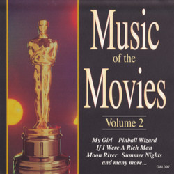 Music Of The Movies Volume 2 Colonna sonora (Various Artists) - Copertina del CD
