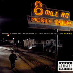 8 Mile Soundtrack (Various Artists) - CD cover