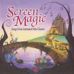 Screen Magic Ścieżka dźwiękowa (Various Artists) - Okładka CD