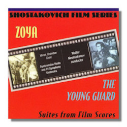 film music site zoya the young guard soundtrack