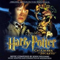 Harry Potter and the Chamber of Secrets Colonna sonora (John Williams) - Copertina del CD
