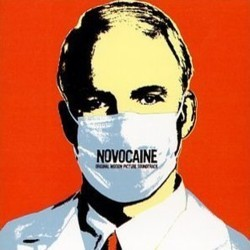 Novocaine Soundtrack (Steve Bartek) - CD cover