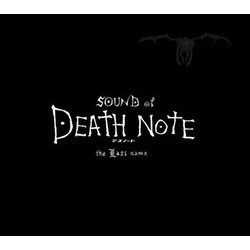 Death Note Soundtrack (Kenji Kawai) - CD cover