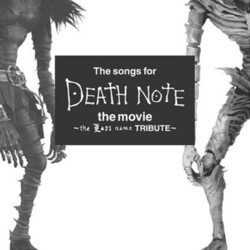 The Songs for Death Note Colonna sonora (Various Artists) - Copertina del CD