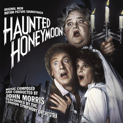 Haunted Honeymoon Soundtrack (John Morris) - CD-Cover