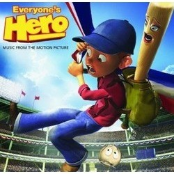 Everyone's Hero 聲帶 (Various Artists, John Debney) - CD封面