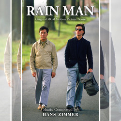 Rain Man Soundtrack (Hans Zimmer) - CD cover