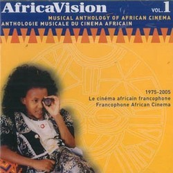 Africa Vision Vol. 1 Soundtrack (Various Artists) - CD-Cover