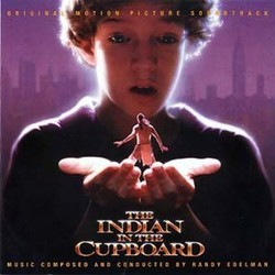 The Indian in the Cupboard Soundtrack (Randy Edelman) - CD cover