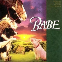 Babe 声带 (Nigel Westlake) - CD封面