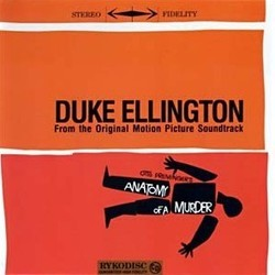 Anatomy of a Murder 聲帶 (Duke Ellington) - CD封面