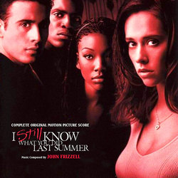 I Know What You Did Last Summer Soundtrack (John Debney) - Carátula