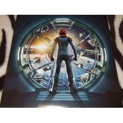 Ender's Game Soundtrack (Steve Jablonsky) - cd-inlay