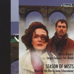 Season of mists Soundtrack (Gavin Bryars) - Carátula