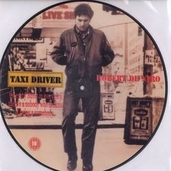 Taxi Driver Soundtrack (Various Artists) - CD cover