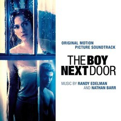The Boy Next Door Soundtrack (Nathan Barr, Randy Edelman) - CD cover
