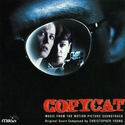 Copycat Soundtrack (Christopher Young) - Car�tula