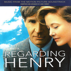 Regarding Henry Soundtrack (Hans Zimmer) - CD cover