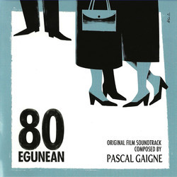 80 Egunean Soundtrack (Pascal Gaigne) - CD cover